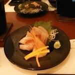 旬味美酒 松江駅前四季庵 - 鯛、平政、甘海老