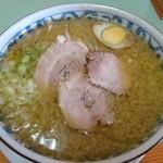 直太郎    - ラーメン(こってり)600円