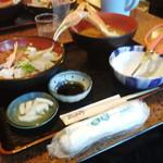 51044876 - 特上スペシャル魚山丼