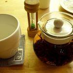 エン カフェ - 紅茶(ドリンクセット)