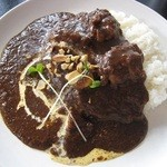 woof curry - チキンカレー