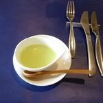 51045450 - そら豆スープ