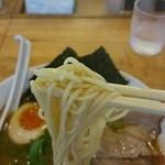 ラーメン横綱 - 魚介豚骨ラーメン