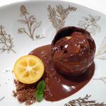 モナリザ - 2016年2月:チョコレートのデザート
