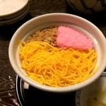 吉宗 本店 - 蒸寿司