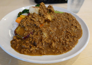 GORI 西麻布 - 漢方牛のキーマカレー
