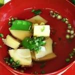 農家料理 高宮 - 一汁五菜 汁