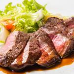 飯田橋 GRATO - 黒毛和牛のステーキ