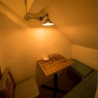 地下の隠れ家の隠れ部屋