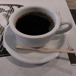 Cafe&BarbecueDiner パブリエ - ランチ付属のセットドリンクにホットコーヒー