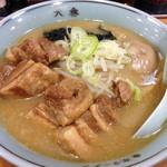 51054887 - 角煮ラーメン800円(味玉入り)