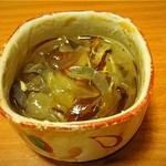 魚頭大熊 - クラゲ酢