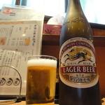 味食道 引田屋 - 大ビン
