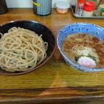 三竹寿 - 濃厚つけ麺中盛780円(税込)