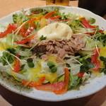 味食道 引田屋 - ツナマヨサラダ