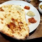 ガネッシュ - ネパールの野菜カリー¥700