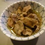 鳥松 - モツ煮