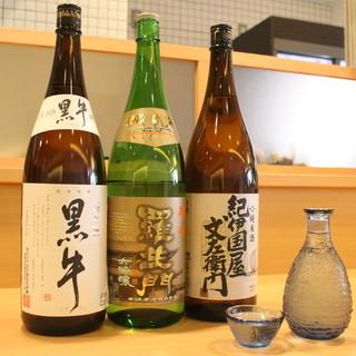 和歌山県の日本酒