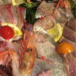 白金魚 バル 個室 -
