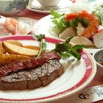 青山 - 料理写真:スペシャルランチ ¥2,620-