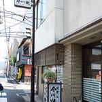 谷口今川焼店 - 店構え! p(^_^)q
