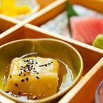 しゃぶしゃぶ たわら屋 - 和奏の料理2