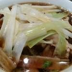 むら田 - ぶた汁蕎麦