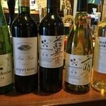 スコティッシュ パブ ブリッジェンド - 他にもボトルワインを多数ご用意しております。