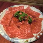 焼肉わいえふ - 料理写真:カルビ