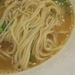 麺屋 藤しろ - 濃厚鶏白湯ラーメン