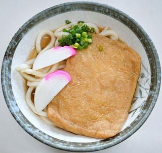 天野製麺所 - きつねうどん