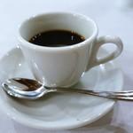トラットリア トマティカ - コーヒー