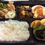 中華食堂 源 - お弁当 500円