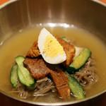 クックハン - ㇺル冷麺