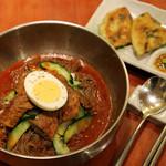 クックハン - ビビン冷麺チヂミセット