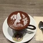 ホノルルコーヒー - 料理写真:コーヒーカップティラミス