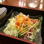 ニューミュンヘン倶楽部 - 野菜サラダ