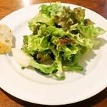 イクノス - 各種草とメロンパン!