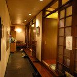 わらべ菜魚洞 - 個室にもできる座敷もあります!