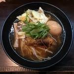 麺屋 風迅 - あっさり醤油らーめん(800円)