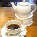 ハート コーヒー - 本日のコーヒー アスカブレンド ポット¥500
