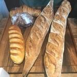 ル・シュクレクール - この日は~1人、パンは5個まで。