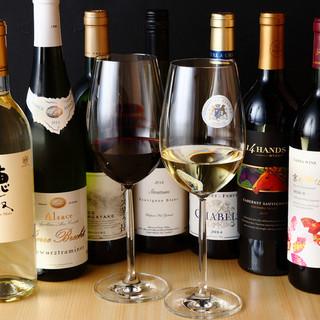 世界各国ワイン