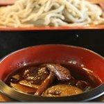 古代村 - ちたけ蕎麦 香り豊かでダシが出て蕎麦のつゆにさ最適のきの子 次期によっては松茸より高価です。
