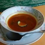ホットハウス - スープ。