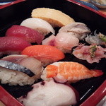 駿河湾朝獲れ回転寿司のぶちゃん -