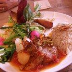 ミクマリ - 赤鶏のナヴァラン ローズマリー風味