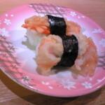 回転寿司 花いちもんめ - 2007.5 タラバガニのふんどし
