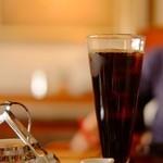 CAFE DROME - アイスコーヒーの苦さがオトナ