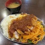 たまき食堂 - トルコライス小 690円